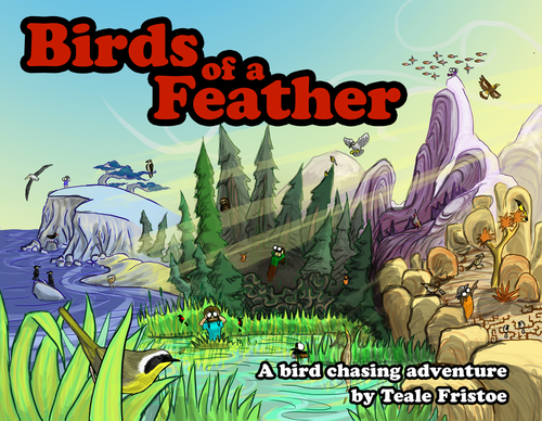 Birds of a Feather (Boxed Card Game) [NO LONGER IMP CLIENT]