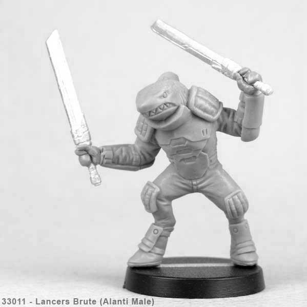 Counterblast: Lancer Brute (Alanti Male)