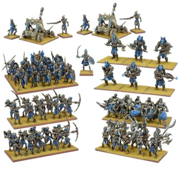 Kings Of War: Empire of Dust Mega Army