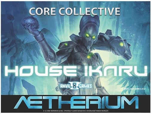 Aetherium: House Ikaru Core Collective Box