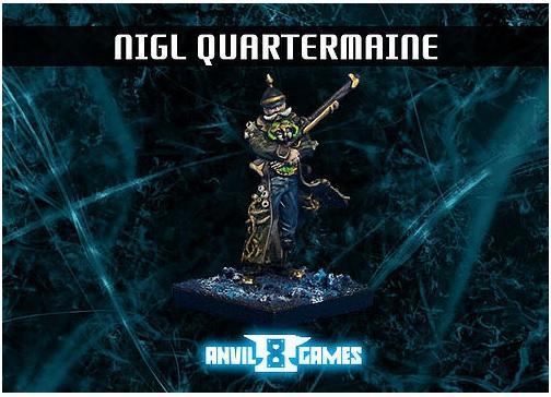Aetherium: Rezx - Nigel Quartermaine (Avatar)