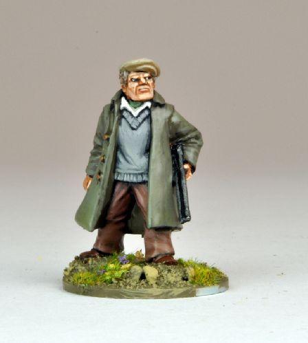 28mm Thrilling Tales (Pulp): O'Hanlon The Gamekeeper