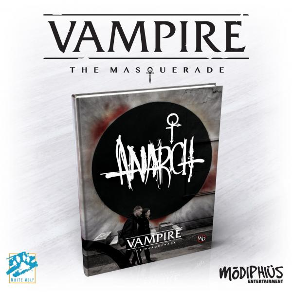 Vampire: The Masquerade Anarch Supplement (HC)