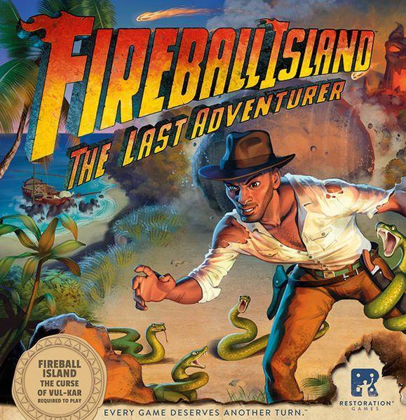 Fireball Island: The Last Adventurer Expansion