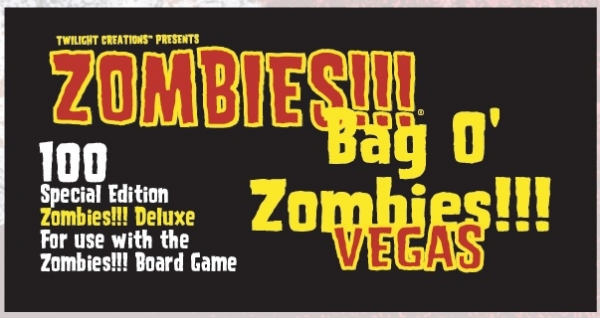 Bag O Zombies!!!: Vegas -  Twilight Creations