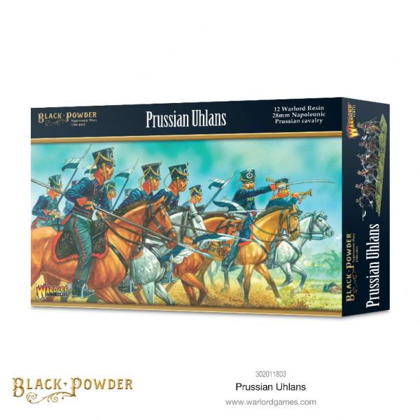 Black Powder: Prussian Uhlans