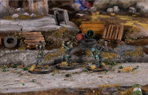 Fallout RPG: Wasteland Warfare - Super Mutants Skirmishers