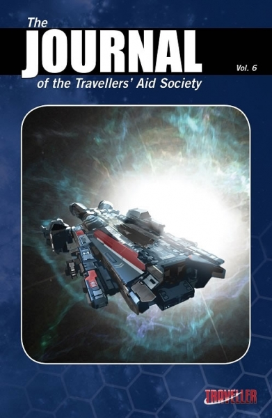 Traveller RPG: Journal of the Travellers' Aid Society Volume Six