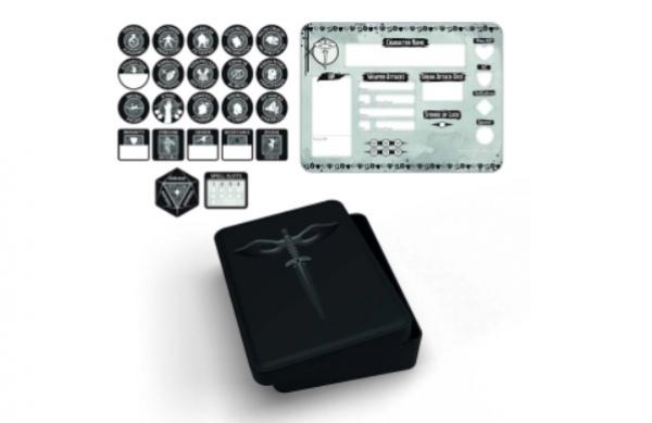D&D 5th Edition: Player Token Set - Rogue (22 tokens)