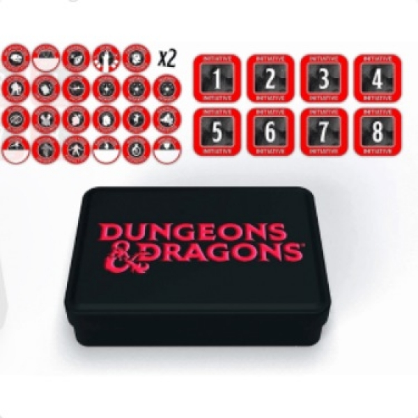 D&D 5th Edition: Dungeon Master Token Set