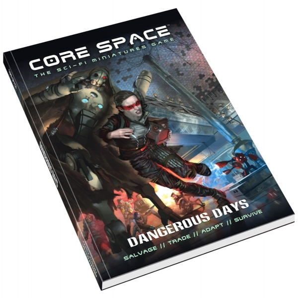 Core Space: Dangerous Days