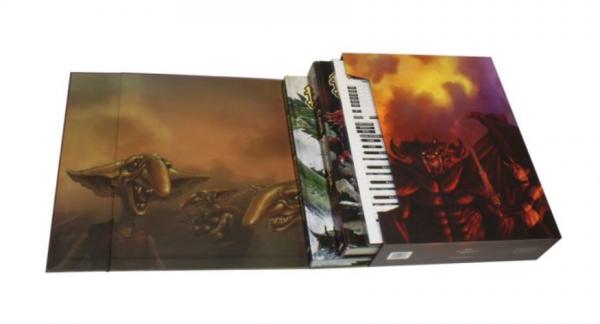 Card Game Accessories: RPG Magazine Stor-Folio - Fantasy Good vs Evil