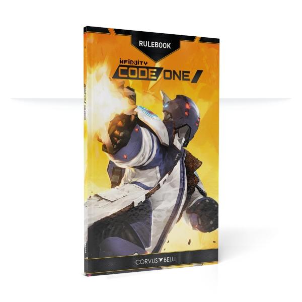 Infinity CodeOne: Core Rulebook
