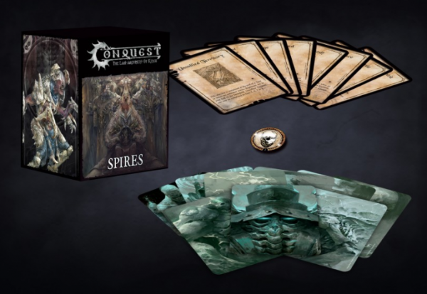 Conquest: The Spires - Army Support Pack