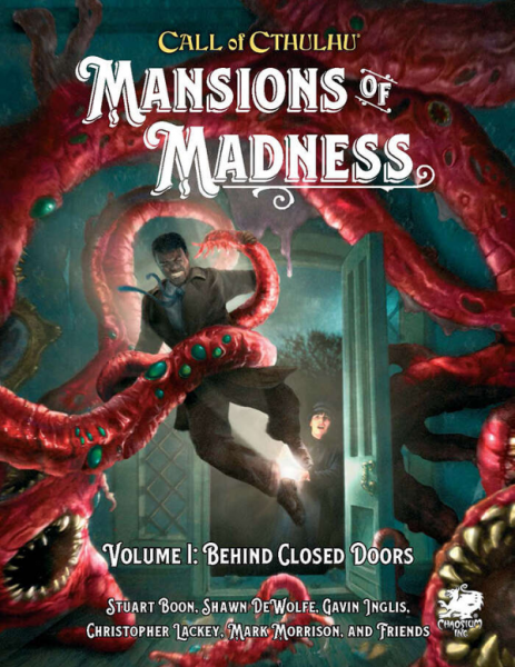 Call Of Cthulhu: Mansions of Madness Vol.I Behind Closed Doors (HC)