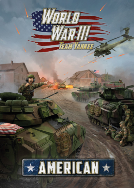 Team Yankee: World War III - American (HC)