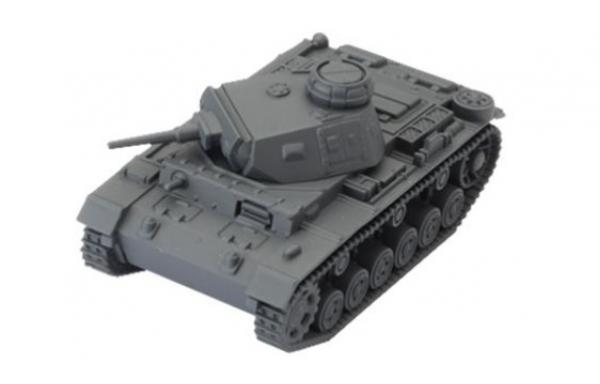 World of Tanks: German Tank - Panzer III J