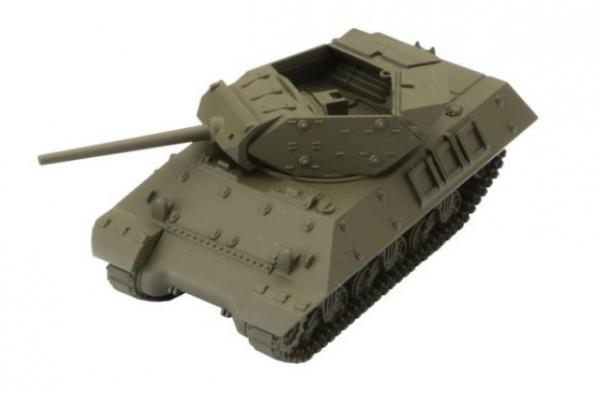 World of Tanks: American Tank - M10 Wolverine