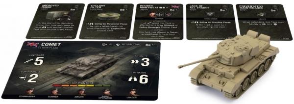 World of Tanks: British Tank - Comet