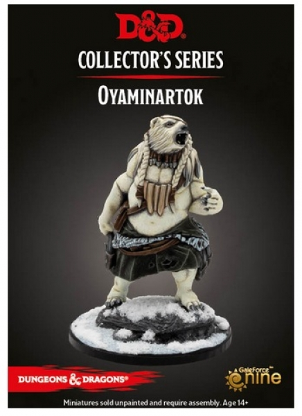 D&D Miniatures: Icewind Dale Rime of the Frostmaiden - Oyaminartok (1)