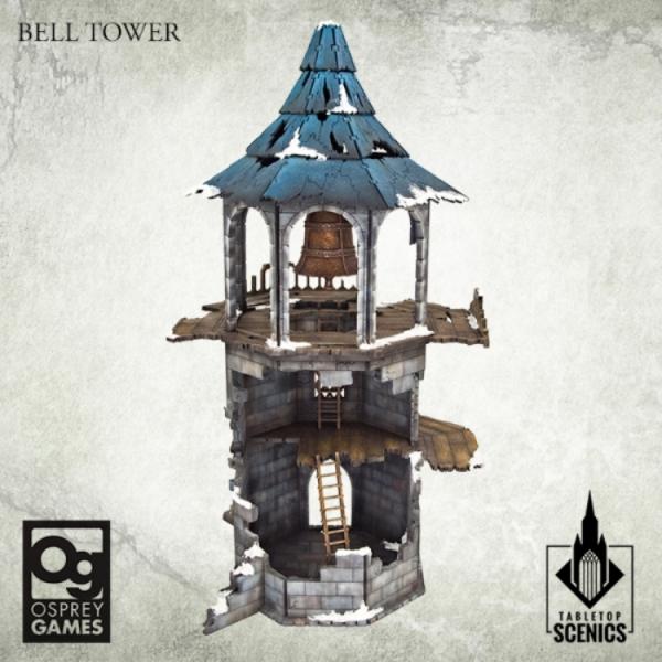 Kromlech Tabletop Scenics: Bell Tower [Frostgrave]