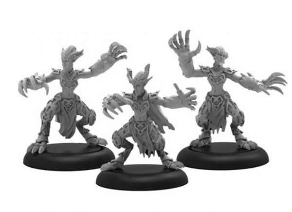 Hordes: Virtue Host – Legion Unit (metal)