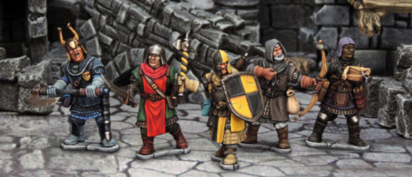 Frostgrave: Frostgrave Knights Box Set