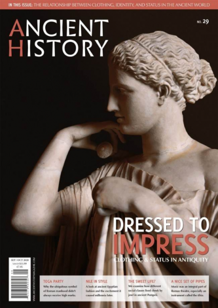 Ancient History Magazine: Issue #29