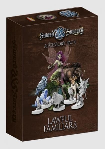 Sword & Sorcery: Lawful Familiars