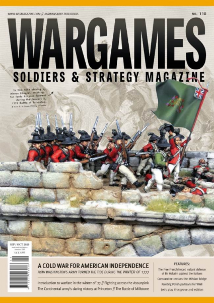Wargames, Soldiers & Strategy Magazine: Issue #110