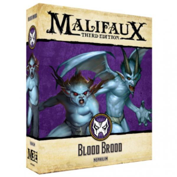 Malifaux (M3E): Blood Brood