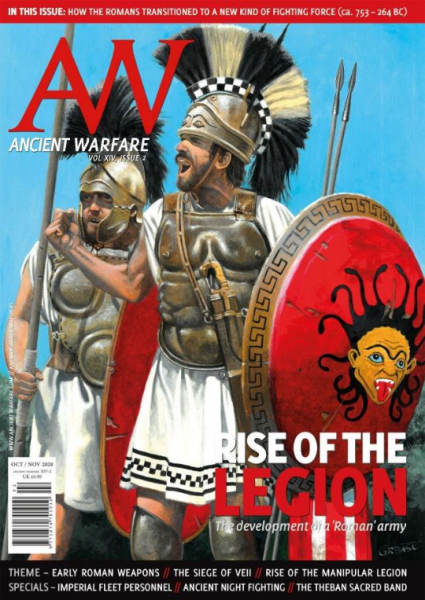 Ancient Warfare Magazine: Volume 14, Issue #2