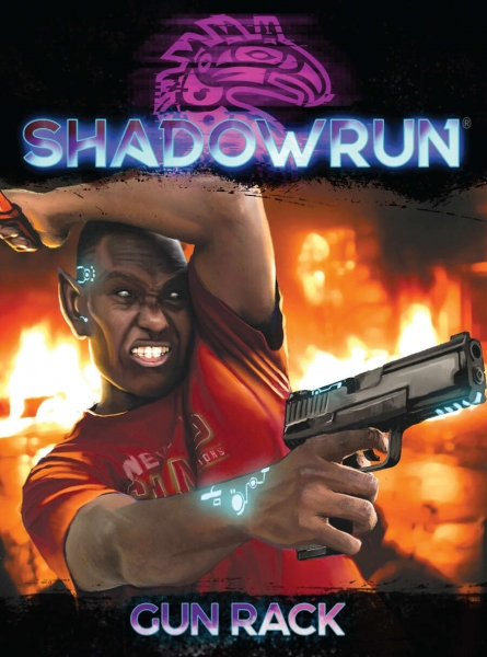 Shadowrun RPG 6th Edition: Gun Rack