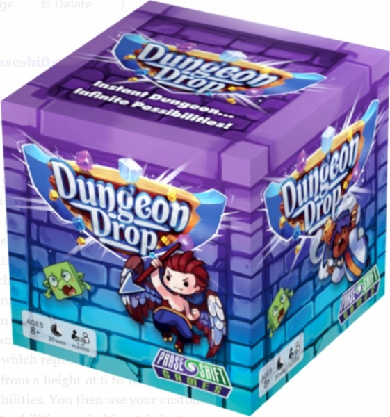 Dungeon Drop (Core Game)