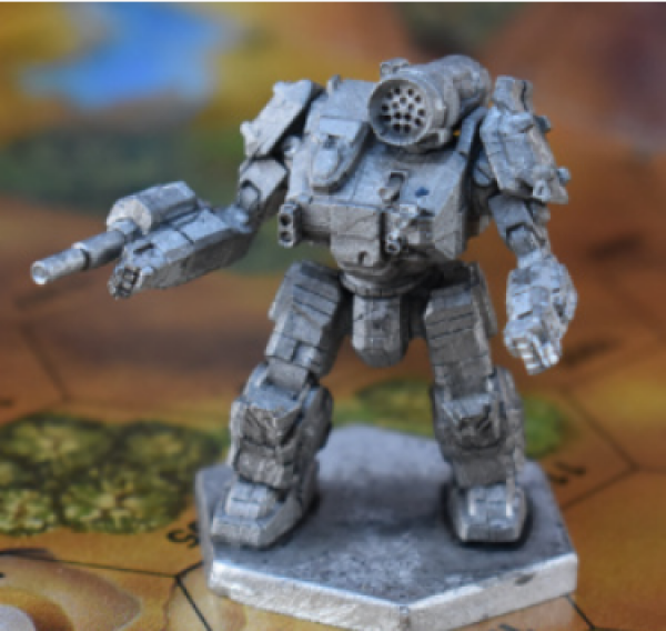 Battletech Miniatures: Thunderbolt TDR-5S Mech – 65 Tons - TRO Succession Wars