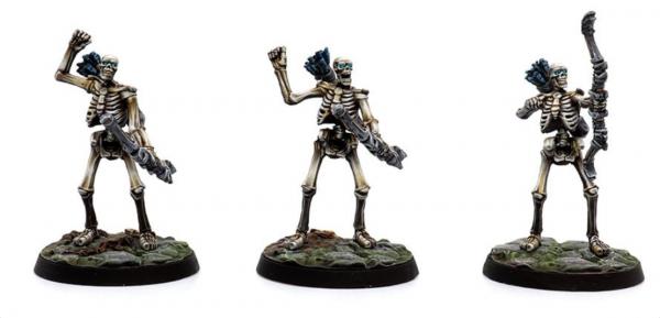Elder Scrolls: Call To Arms Skeleton Horde