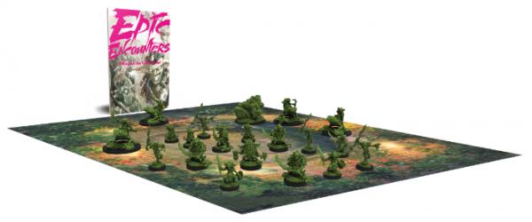 Epic Encounters: Village of the Goblin Chief (5E)