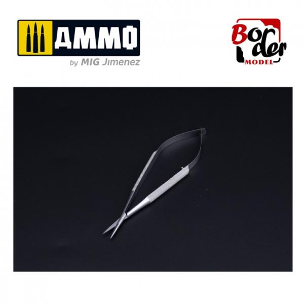 AMMO: Precision Special Model Scissors (Straight)