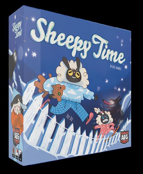 Sheepy Time
