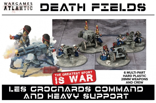 Grognard Command and Heavy Support