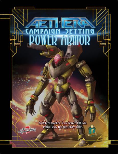 D&D 5th Edition: Power Armor (5E)