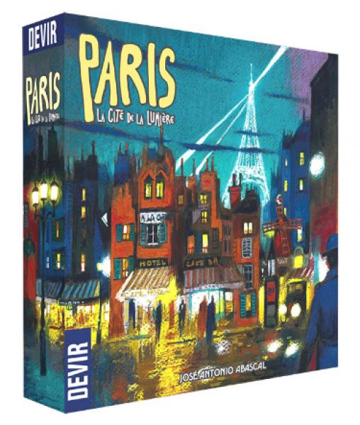 Paris: La Cite De La Lumiere