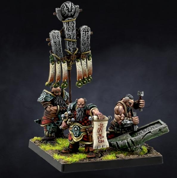 Conquest: Dweghom - Tactical Retinue