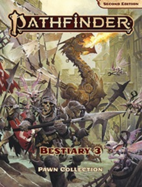 Pathfinder Pawns (P2): Bestiary 3 Pawn Collection