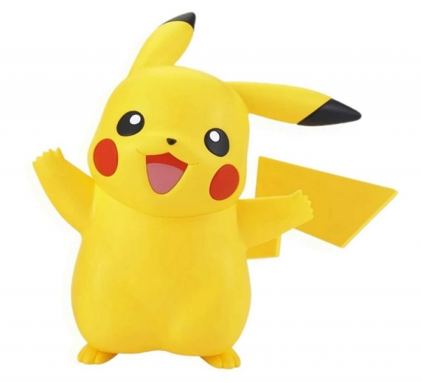 Bandai: Pokemon Model Kit Quick!! 01 - Pikachu