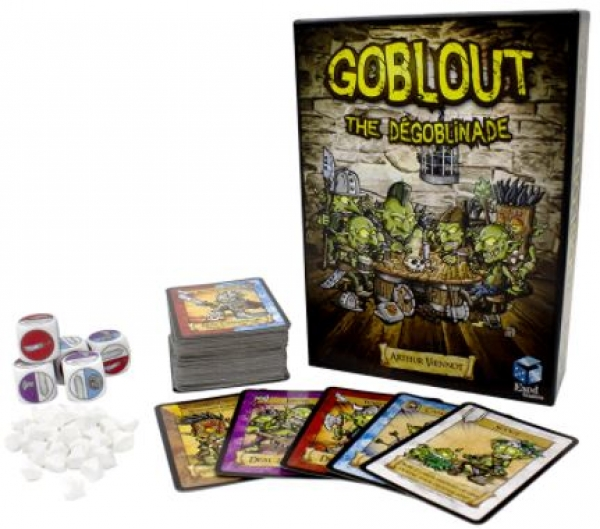 Goblout - The Degoblinade Game