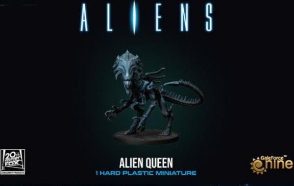 Aliens: Alien Queen Expansion
