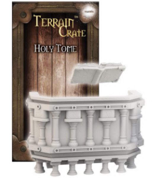Terrain Crates: Holy Tome