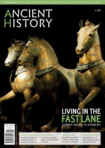 Ancient History Magazine: Issue #32