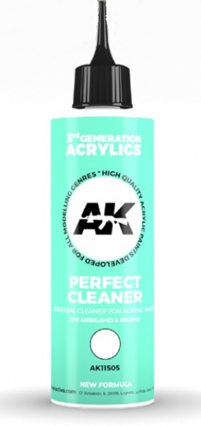 AK-Interactive: (3rd Gen) Perfect Cleaner (250ml)